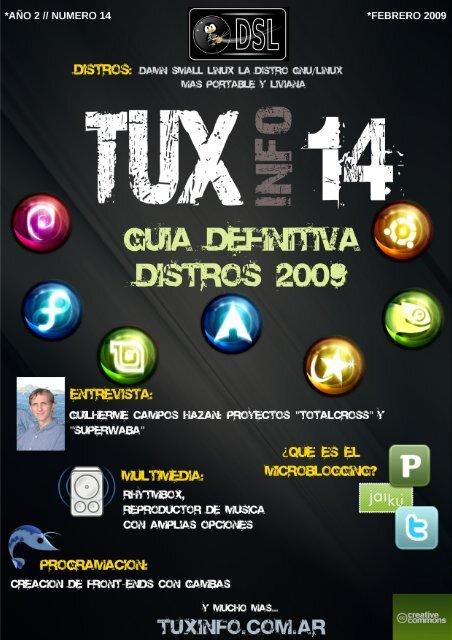 Tuxinfo Número 14 - Index of