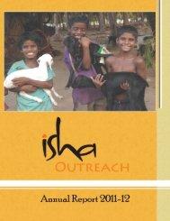 sapling distribution - 2011-2012 - Isha Outreach