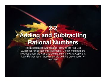 Adding And Subtracting Real Numbers Worksheets & worksheet