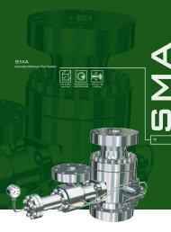 Automatic Minimum Flow System - Fluidtech