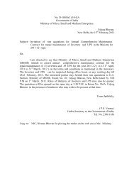 Invitation of rate quotations for Annual Comprehensive Maintenance ...