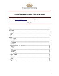 download PDF - Planetary Science Institute