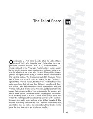 The Failed Peace 11