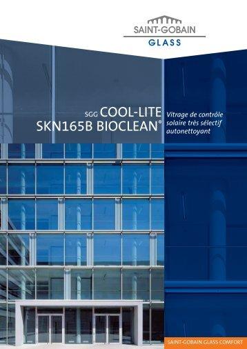 SGG COOL-LITE SKN165B BIOCLEAN® - Verre Autonettoyant ...