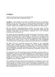 Landgang - Jenaer Kunstverein eV