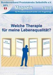 BPS-Magazin 01/12 - Urologenportal