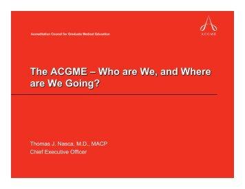Thomas J. Nasca, MD, MACP Chief Executive Officer - InnovationLabs