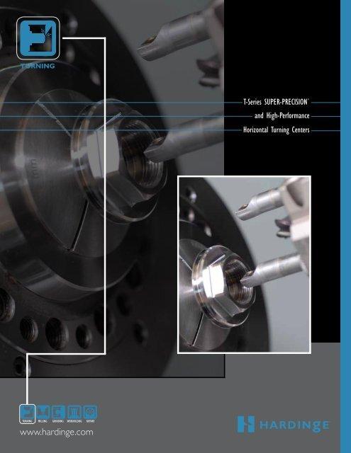 T-Series Brochure - Hardinge