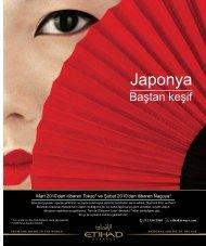 Japonya - Türkiye Seyahat Acentaları Birliği