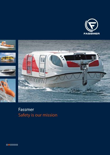 and Rescue Boats - Fr. Fassmer GmbH & Co. KG