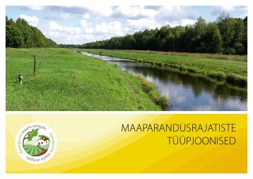 maaparandusrajatiste tüüpjoonised - Põllumajandusministeerium
