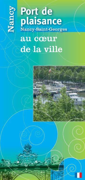 • De´pliant Francais.qxd - Ville de Nancy