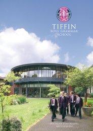 tiffinprospectus - School of Educators