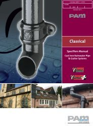 Classical Express gutters and fittings - John Nicholls