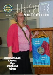 Vol 9-01-July 1 - Katanning Rotary Club