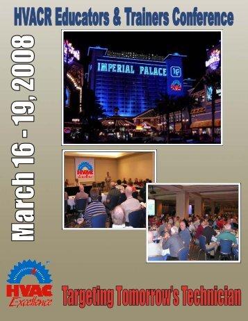Program - HVAC Excellence