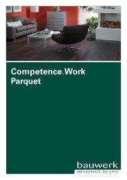 Competence.Work Parquet - 1926 Wood Flooring
