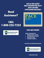 Need Assistance? CALL 1-800-225-7223 - Pace/Pacenet