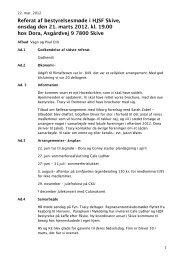 Referat 2012 03 - Hjerneskadeforeningen