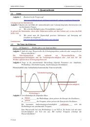 1. Quantenchemie