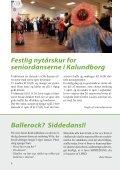 2009/02 - Landsforeningen Dansk Senior Dans - Page 6
