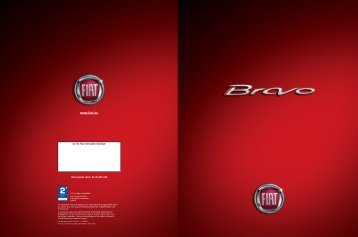 Fiat Bravo katalógus - Kelet-Pest