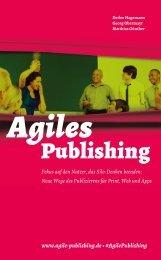 Agiles Publishing - Das Buch