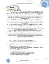 Nota Tingkatan 4 prinsip akaun