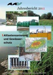 Jahresbericht 2011 - AAV NRW