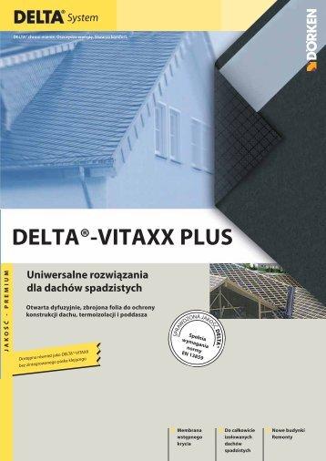 DELTA®-VITAXX