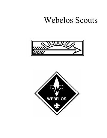 webelos outdoorsman activity badge outdoors group macscouter. Black Bedroom Furniture Sets. Home Design Ideas