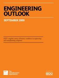 engineering outlook September 2009 - UK.COM