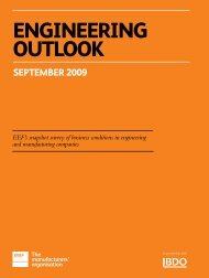 engineering outlook September 2009 - UK.COM