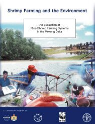 An Evaluation of Rice-Shrimp Farming Systems in the Mekong Delta