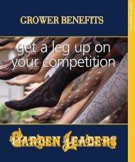 grower benefits retail growers grower benefits - Grimes Horticulture