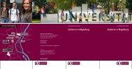 Studieren in Magdeburg Studieren in Magdeburg - fokus: DU