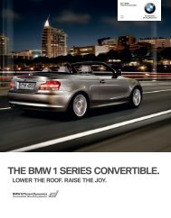 BMW 1 Series Convertible - New Century BMW