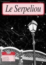 No 225 - Novembre 2012 [PDF, 5.00 MB] - Commune de St-Sulpice