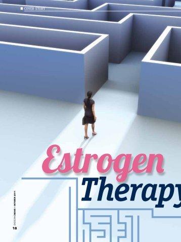 Neuroprotection of estrogen - Patlak, Margie