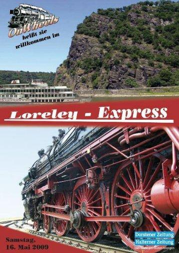 Loreley-Express 2009.qxd - OnWheels