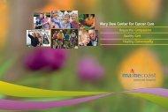 Mary Dow Center for Cancer Care - Maine Coast Memorial Hospital