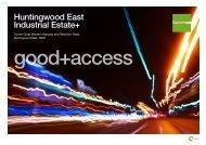 Huntingwood East Industrial Estate+