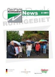 Die Rheinhauser Bergbausammlung - Geopark Ruhrgebiet