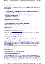 Page 1 of 4 wp.net Info Nr. 2010-18 vom 2010-06-28 für Michael ...