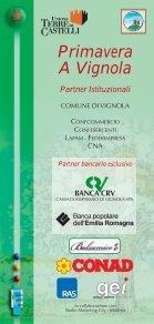 Programma della manifestazione - Città di Vignola - Page 2