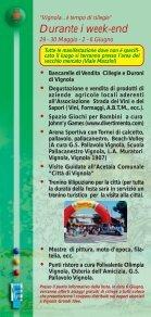 Programma della manifestazione - Città di Vignola - Page 6