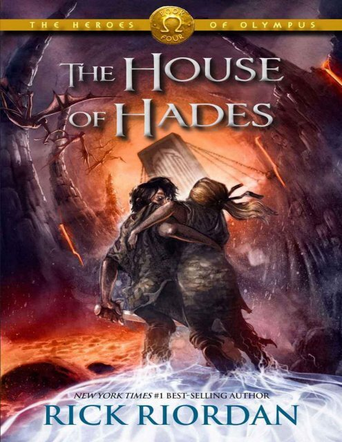 The Heroes Of Olympus 04 The House Of Hades Rick Riordan 1