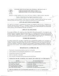 FUNDACION MEXICANA PARA LA SALUD, A. C. ... - Proyecto