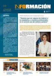 nº 3/Diciembre 2006 - Gobierno de Canarias