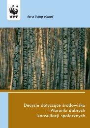 Decyzje dotyczące środowiska-warunki dobrych ... - mojregion.eu